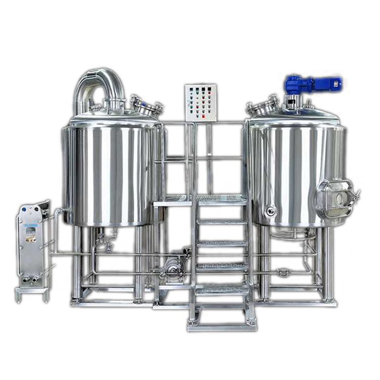 工业酿造系统5000L啤酒设备